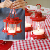 DIY: Mini Lantern Escort Cards and Favors