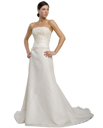 Wedding Gowns For Hourglass Figures: Your Dress: What Style And Cut Suits Your Figure