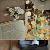 DIY: Printed Paper Garlands