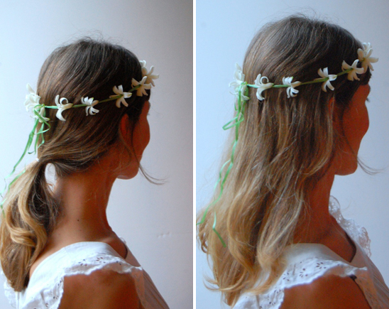 How to Make Your Own Flower Crown Diy Make Your Own Flower