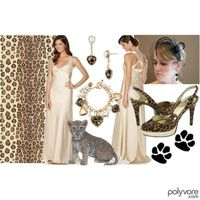 $500 Ensemble: Animal Instinct