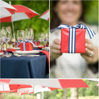 DIY Outdoor Wedding: Umbrella Inspiration!