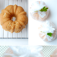 Making Mini Bundt Cake Favors
