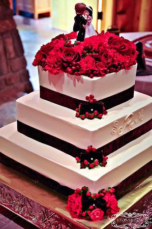 tulsa wedding cakes project wedding. Black Bedroom Furniture Sets. Home Design Ideas