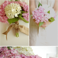 DIY Hydrangea Bouquet