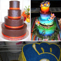 Milwaukee Wedding Cakes