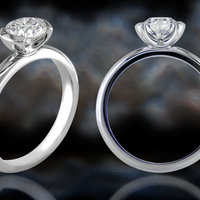 Houston Wedding Rings