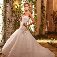 Plano Wedding Dress