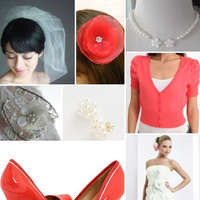 $500 Ensemble: Coral Petals