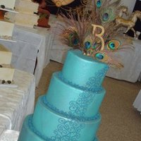 Garland Wedding Cakes