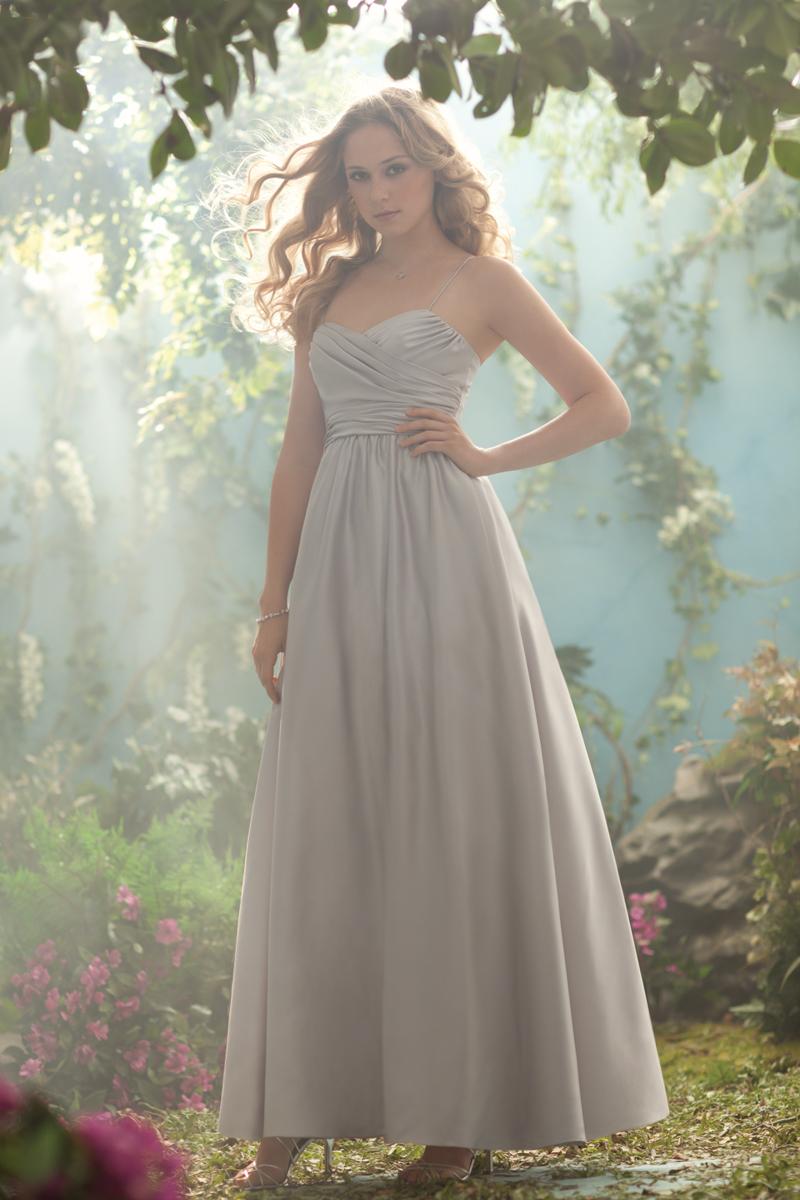 Sweetheart Wedding Dresses, Fashion, Sweetheart, Empire, Satin, Alfred angelo, pleated bust, floor length, bridesmads, satin wedding dresses