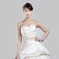 Sweetheart Wedding Dresses, A-line Wedding Dresses, Lace Wedding Dresses, Romantic Wedding Dresses, Fashion, white, ivory, Modern, Romantic, Lace, Sweetheart, Strapless, Strapless Wedding Dresses, A-line, Beading, Empire, Floor, Formal, Wedding dress, Pick-ups, Sleeveless, Angel Rivera, Sash/Belt, Modern Wedding Dresses, Beaded Wedding Dresses, Formal Wedding Dresses, Floor Wedding Dresses, Sash Wedding Dresses, Belt Wedding Dresses