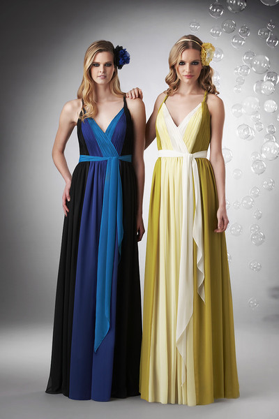 Bridesmaid Dresses, A-line Wedding Dresses, Fashion, ivory, blue, black, Spring, Summer, Modern, A-line, Halter, Floor, Chiffon, Formal, Natural, Hip, Modest, Sleeveless, Sash/Belt, Bari Jay Bridesmaids, Modern Wedding Dresses, halter wedding dresses, Spring Wedding Dresses, Chiffon Wedding Dresses, Formal Wedding Dresses, Summer Wedding Dresses, Floor Wedding Dresses, Modest Wedding Dresses, Hip Wedding Dresses, Sash Wedding Dresses, Belt Wedding Dresses