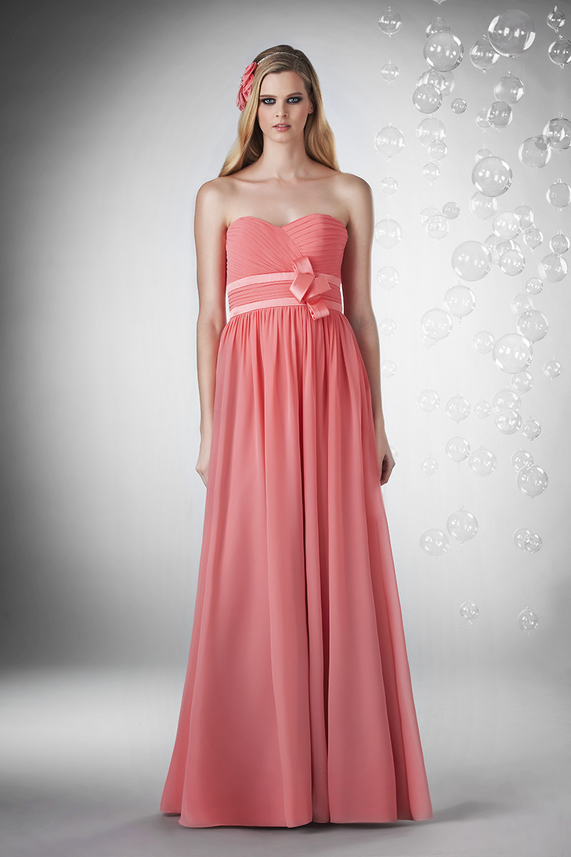 Bridesmaids Dresses, Sweetheart Wedding Dresses, A-line Wedding Dresses, Romantic Wedding Dresses, Fashion, pink, Spring, Summer, Classic, Flowers, Romantic, Sweetheart, Strapless, Strapless Wedding Dresses, A-line, Empire, Floor, Chiffon, Hip, Modest, Sleeveless, Sash/Belt, Bari Jay Bridesmaids, Spring Wedding Dresses, Classic Wedding Dresses, Flower Wedding Dresses, Chiffon Wedding Dresses, Summer Wedding Dresses, Floor Wedding Dresses, Modest Wedding Dresses, Hip Wedding Dresses, Sash Wedding Dresses, Belt Wedding Dresses