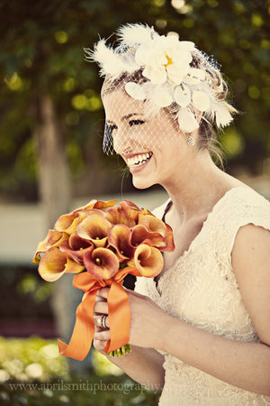 Beauty, Veils, Updo, Hairpin, Feathers