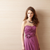 Bridesmaid Dresses, Strapless, Belsoie, Waistband, bridal fashion