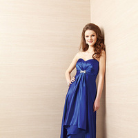 Bridesmaid Dresses, Sweetheart, Belsoie, pleating, bridal fashion