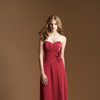 Bridesmaid Dresses, Sweetheart, Sheath, Belsoie, bridal fashion