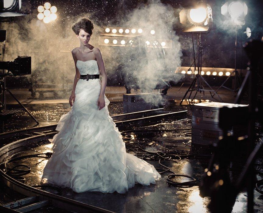 Wedding Dresses, Sweetheart Wedding Dresses, A-line Wedding Dresses, Ruffled Wedding Dresses, Lace Wedding Dresses, Fashion, white, ivory, Modern, Lace, Sweetheart, Strapless, Strapless Wedding Dresses, A-line, Floor, Formal, Organza, Ballroom, Ruffles, Museum, Blue by Enzoani, Modern Wedding Dresses, organza wedding dresses, Formal Wedding Dresses, Floor Wedding Dresses