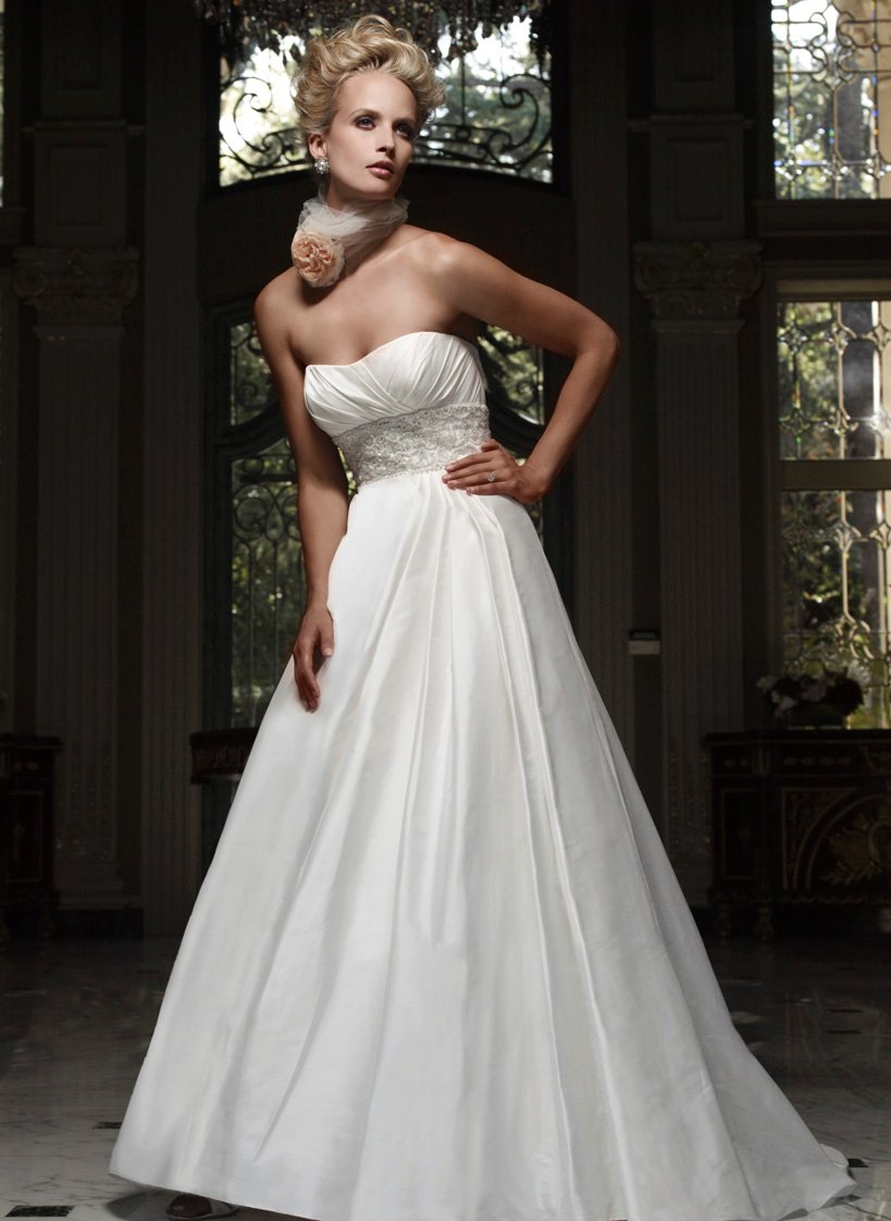 Wedding Dresses, A-line Wedding Dresses, Fashion, ivory, Modern, Strapless, Strapless Wedding Dresses, A-line, Beading, Floor, Formal, Ballroom, Silk, Ruching, Cb couture, Sash/Belt, historic site, modern space, Modern Wedding Dresses, Beaded Wedding Dresses, Formal Wedding Dresses, Silk Wedding Dresses, Floor Wedding Dresses, Sash Wedding Dresses, Belt Wedding Dresses