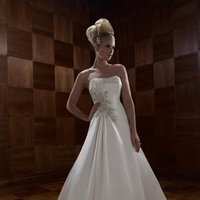 Wedding Dresses, Fashion, ivory, Winter, Strapless, Strapless Wedding Dresses, Beading, Sheath, Floor, Formal, Ballroom, Silk, Pleats, Ruching, Cb couture, historic site, modern space, Beaded Wedding Dresses, winter wedding dresses, Sheath Wedding Dresses, Formal Wedding Dresses, Silk Wedding Dresses, Floor Wedding Dresses
