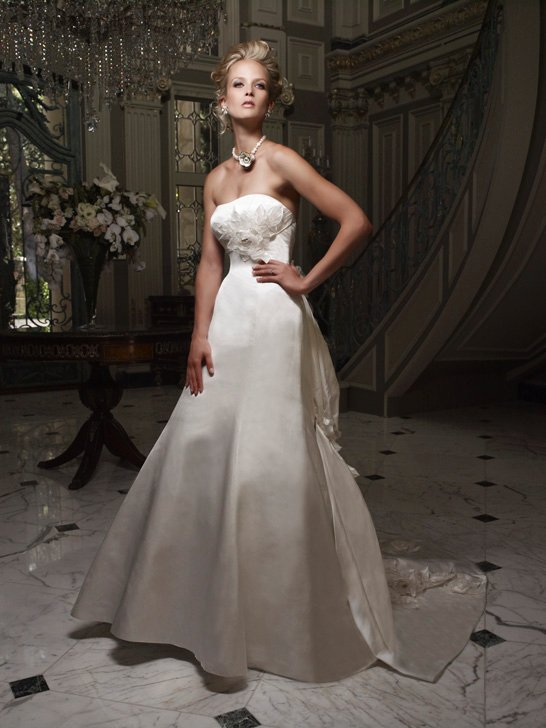 Wedding Dresses, Mermaid Wedding Dresses, Fashion, ivory, Summer, Eco-Friendly, Vineyard, Garden, Flowers, Boho Chic, Strapless, Strapless Wedding Dresses, Floor, Country, Silk, Cb couture, Avant-Garde, Fit-n-Flare, Boho Chic Wedding Dresses, Flower Wedding Dresses, Silk Wedding Dresses, Summer Wedding Dresses, Floor Wedding Dresses, Eco Friendly Wedding Dresses