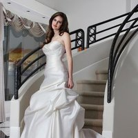 Wedding Dresses, A-line Wedding Dresses, Fashion, A-line, Davinci bridal