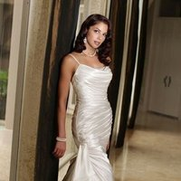 Wedding Dresses, Beach Wedding Dresses, Fashion, Beach, Cowl, Davinci bridal, Cowl Wedding Dresses