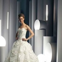Wedding Dresses, Ball Gown Wedding Dresses, Fashion, Beading, Ball gown, Davinci bridal, Beaded Wedding Dresses