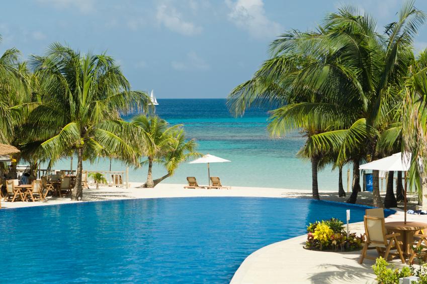 Destinations, Destination Weddings, Honeymoons, Caribbean, Beach, Relaxing, Bahamas, Mini-Moons