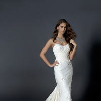 Sweetheart Wedding Dresses, Fashion, white, Sweetheart, Strapless, Strapless Wedding Dresses, Floor, Wedding dress, Eugenia couture, Floor Wedding Dresses