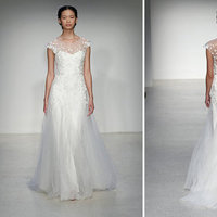 Wedding Dresses, Sweetheart Wedding Dresses, Illusion Neckline Wedding Dresses, Rustic Vineyard Wedding Dresses, Fashion, Wedding Dresses with Sleeves