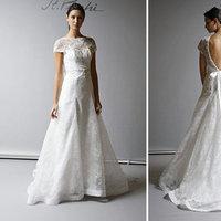 Wedding Dresses, Illusion Neckline Wedding Dresses, A-line Wedding Dresses, Lace Wedding Dresses, Rustic Vineyard Wedding Dresses, Fashion, Off the Shoulder Wedding Dresses