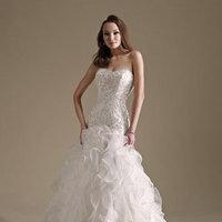 Wedding Dresses, Sweetheart Wedding Dresses, Ruffled Wedding Dresses, Hollywood Glam Wedding Dresses, Fashion, Glam Weddings, Kenneth Winston