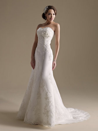 Wedding Dresses, Sweetheart Wedding Dresses, Fashion, Kenneth Winston, Romantic Weddding Dresses
