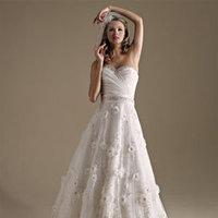 Wedding Dresses, Sweetheart Wedding Dresses, A-line Wedding Dresses, Romantic Wedding Dresses, Fashion, Spring Weddings, Kenneth Winston