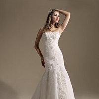 Wedding Dresses, Mermaid Wedding Dresses, Romantic Wedding Dresses, Fashion, Spring Weddings, Garden Weddings, Kenneth Winston