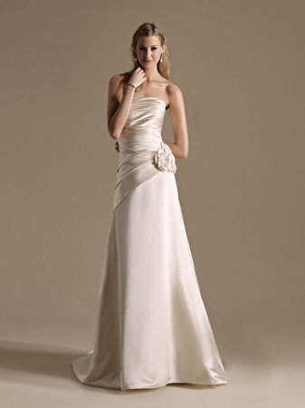 Wedding Dresses, Hollywood Glam Wedding Dresses, Fashion, gold, Modern Weddings, Kenneth Winston