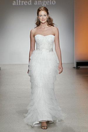Wedding Dresses, Sweetheart Wedding Dresses, Mermaid Wedding Dresses, Ruffled Wedding Dresses, Vintage Wedding Dresses, Fashion, Alfred angelo