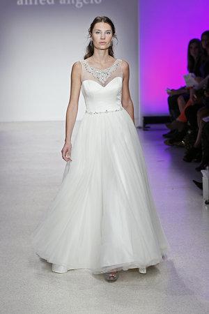 Wedding Dresses, Illusion Neckline Wedding Dresses, A-line Wedding Dresses, Traditional Wedding Dresses, Fashion, Classic Weddings, Alfred angelo