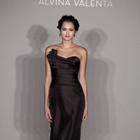 Wedding Dresses, Fashion, brown, Alvina valenta