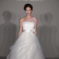 Wedding Dresses, One-Shoulder Wedding Dresses, Fashion, Alvina valenta