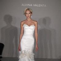 Wedding Dresses, Mermaid Wedding Dresses, Fashion, Alvina valenta
