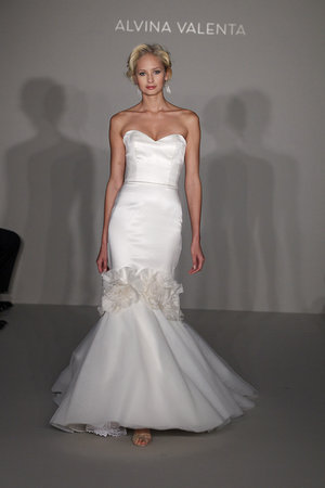 Wedding Dresses, Mermaid Wedding Dresses, Fashion, Alvina valenta