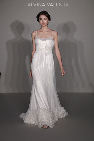 Wedding Dresses, A-line Wedding Dresses, Fashion, white, Alvina valenta