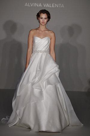 Wedding Dresses, Sweetheart Wedding Dresses, Ball Gown Wedding Dresses, Fashion, white, Alvina valenta