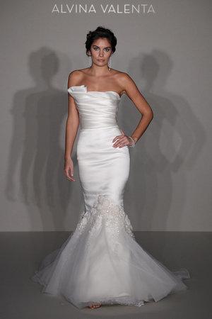 Wedding Dresses, Fashion, white, Alvina valenta