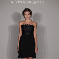 Bridesmaids Dresses, Wedding Dresses, Fashion, black, Alvina valenta