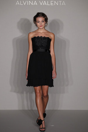 Bridesmaids Dresses, Wedding Dresses, Fashion, black, Alvina valenta