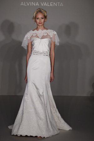 Wedding Dresses, Fashion, white, Alvina valenta